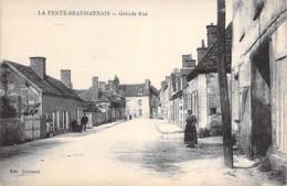 41 - LA FERTE BEAUHARNAIS : Grande Rue - CPA - Loir & Cher - Altri Comuni