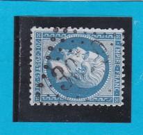 N° 22  GC  3079    RAMBOUILLET   / 72- SEINE & OISE - REF 14616 - 1862 Napoleon III
