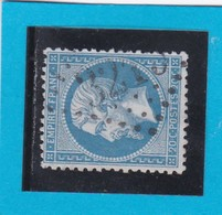 N° 22  GC  3219    ROUEN   / 74- SEINE INFre - REF 14616 - 1862 Napoleon III