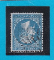 N° 22  GC  3279    SALON   / 12- BOUCHES Du RHONE - REF 14616 - 1862 Napoleon III