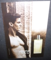 Carte Postale - Lagerfeld Jako (stick De Parfum Au Verso) Photo : Karl Lagerfeld - Publicité