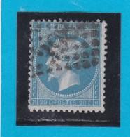 N° 22  GC  3982    TOULOUSE   / 30- HAUTE-GARONNE - REF 14616 - 1862 Napoleon III