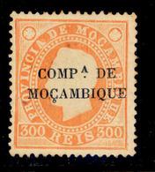 ! ! Mozambique Company - 1892 D. Luis 300 R - Af. 09 - No Gum - Mozambique