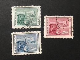 ◆◆◆Taiwán (Formosa)  1956   Children's Day, Apr. 4, 1956.  Complete  USED   AA2250 - Gebraucht