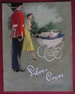 ORIGINAL  1956 MAGAZINE ADVERT FOR SILVER CROSS BABY COACHES - Advertising