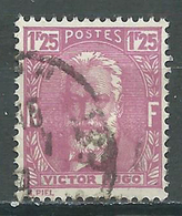 France YT N°293 Victor Hugo Oblitéré ° - Francia
