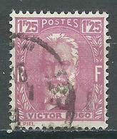 France YT N°293 Victor Hugo Oblitéré ° - Oblitérés