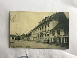 MEULEBEKE 1914  DE MARKT GRAND PLACE - Meulebeke