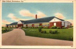 High School Swainsboro Georgia - Schools