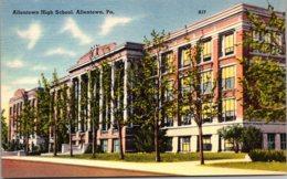 Allentown High School Allentown Pennsylvania - Schools