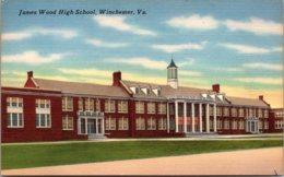 James Wood High School Winchester Virginia - Schools