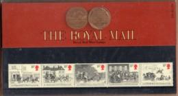1984 Royal Mail Coach Run PP No155 - Presentation Packs