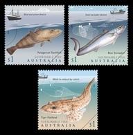 Australia 2019 Mih. 4921/23 Fauna. Sustainable Fish. Ships MNH ** - 2010-... Elizabeth II