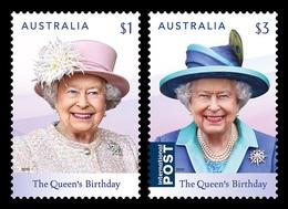 Australia 2019 Mih. 4927/28 Queen Elizabeth II MNH ** - 2010-... Elizabeth II