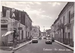 TREBISACCE. VIA ALFREDO LUTRI. ANGELI & C. CPA CIRCA 1950s L'ITALIE - BLEUP - Cosenza