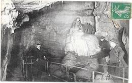 BAUME LES MESSIEURS - 39 - Intérieur Des Grottes-  Catalfaque N°1  - BES3 - - Baume-les-Messieurs