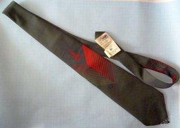 USSR / Soviet Union / Ukraine / Vintage. Men's Tie. Olympic Games. Olympiad 80. Symbolism. Kiev. - Apparel, Souvenirs & Other
