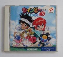 Audio CD : Twinbee Paradise 3 Vol. 5  KICA-7719 Konami 1996 - Soundtracks, Film Music