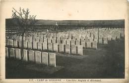 CPA Camp De Sissonne-Cimetière Anglais         L2797 - Sissonne