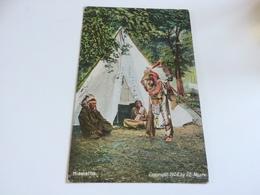 BS- 1900 - HIAWATHA - Indiens De L'Amerique Du Nord