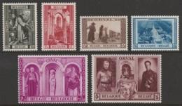 513/18 ** Troisième Orval 1939 - Belgique