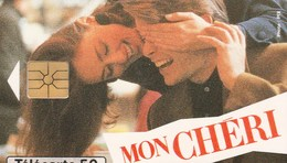 TELECARTE 50..  MON CHERI...PETIT TIRAGE... - France