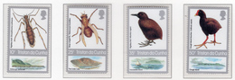 1987 - TRISTAN DA CUNHA - Yv.  Nr. 399/402 - NH - (UP131.11) - Tristan Da Cunha