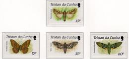 1990 - TRISTAN DA CUNHA - Yv.  Nr. 465/468 - NH - (UP131.12) - Tristan Da Cunha