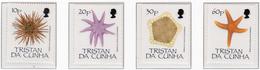 1990 - TRISTAN DA CUNHA - Yv.  Nr. 469/472 - NH - (UP131.12) - Tristan Da Cunha