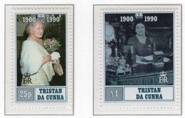 1990 - TRISTAN DA CUNHA - Yv.  Nr. 473/474 - NH - (UP131.12) - Tristan Da Cunha