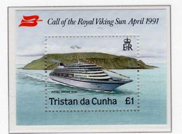1991 - TRISTAN DA CUNHA - Yv.  Nr. BF 23 - NH - (UP131.12) - Tristan Da Cunha