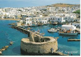 GRECE - PAROS NAOUSSA - Griekenland