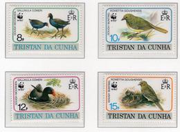 1991 - TRISTAN DA CUNHA - Yv.  Nr. 491/494 - NH - (UP131.13) - Tristan Da Cunha