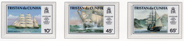 1992 - TRISTAN DA CUNHA - Yv.  Nr. 508/510 - NH - (UP131.13) - Tristan Da Cunha