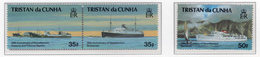 1993 - TRISTAN DA CUNHA - Yv.  Nr. 518/520 - NH - (UP131.13) - Tristan Da Cunha