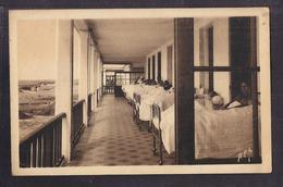CPSM 30 - LE GRAU-DU-ROI - L'Etablissement Hélio-Marin - Une Galerie De Cure ( Section Femme ) ANIMATION Santé - Le Grau-du-Roi
