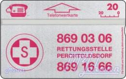 AUSTRIA Private: *ASB Perchtoldsdorf* - SAMPLE [ANK P442] - Autriche