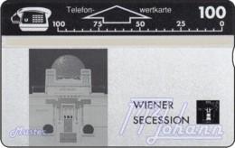 """TWK Österreich Privat: """"Wiener Secession"""" Gebr. - Oesterreich"""