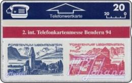 """TWK Österreich Privat: """"Bendern '94"""" Gebr. - Oesterreich"""