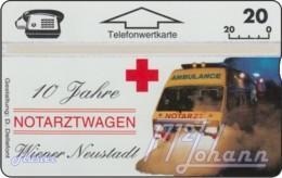 """TWK Österreich Privat: """"RK Wiener Neustadt"""" Gebr. - Autriche"""