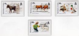 1994 - TRISTAN DA CUNHA - Yv.  Nr. 544/547 - NH - (UP131.13) - Tristan Da Cunha