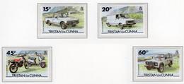 1994 - TRISTAN DA CUNHA - Yv.  Nr. 548/551 - NH - (UP131.13) - Tristan Da Cunha