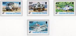 1995 - TRISTAN DA CUNHA - Yv.  Nr. 556/561 - NH - (UP131.13) - Tristan Da Cunha