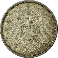 Monnaie, GERMANY - EMPIRE, Wilhelm II, Mark, 1915, Hambourg, SUP, Argent, KM:14 - [ 2] 1871-1918: Deutsches Kaiserreich
