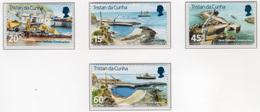 1996 - TRISTAN DA CUNHA - Yv.  Nr. 568/571 - NH - (UP131.14) - Tristan Da Cunha
