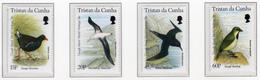 1996 - TRISTAN DA CUNHA - Yv.  Nr. 572/575 - NH - (UP131.14) - Tristan Da Cunha
