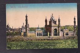 CPA MALTE - MALTA - Iurhs Cemetery - TB PLAN EDIFICE - Malta