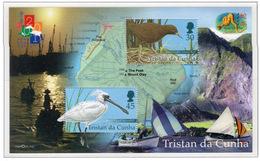 2001 - TRISTAN DA CUNHA - Yv.  Nr. BF 34 - (UP131.16) - Tristan Da Cunha