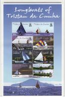 2001 - TRISTAN DA CUNHA - Yv.  Nr. 675/682 - (UP131.17) - Tristan Da Cunha