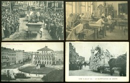 Lot De 60 Cartes Postales De Belgique  Liège      Lot Van 60 Postkaarten Van België  Luik - 60 Scans - 5 - 99 Cartes